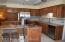 Kitchen and Many Cabinets