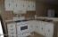 Kitchen in singlewide
