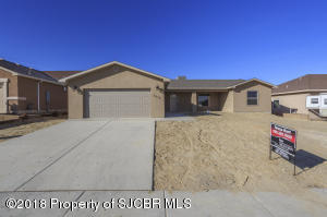 3416 MASCARENAS Drive, AZTEC, NM 87410