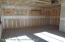 partially converted garage