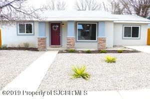 819 MADDOX Avenue, AZTEC, NM 87410