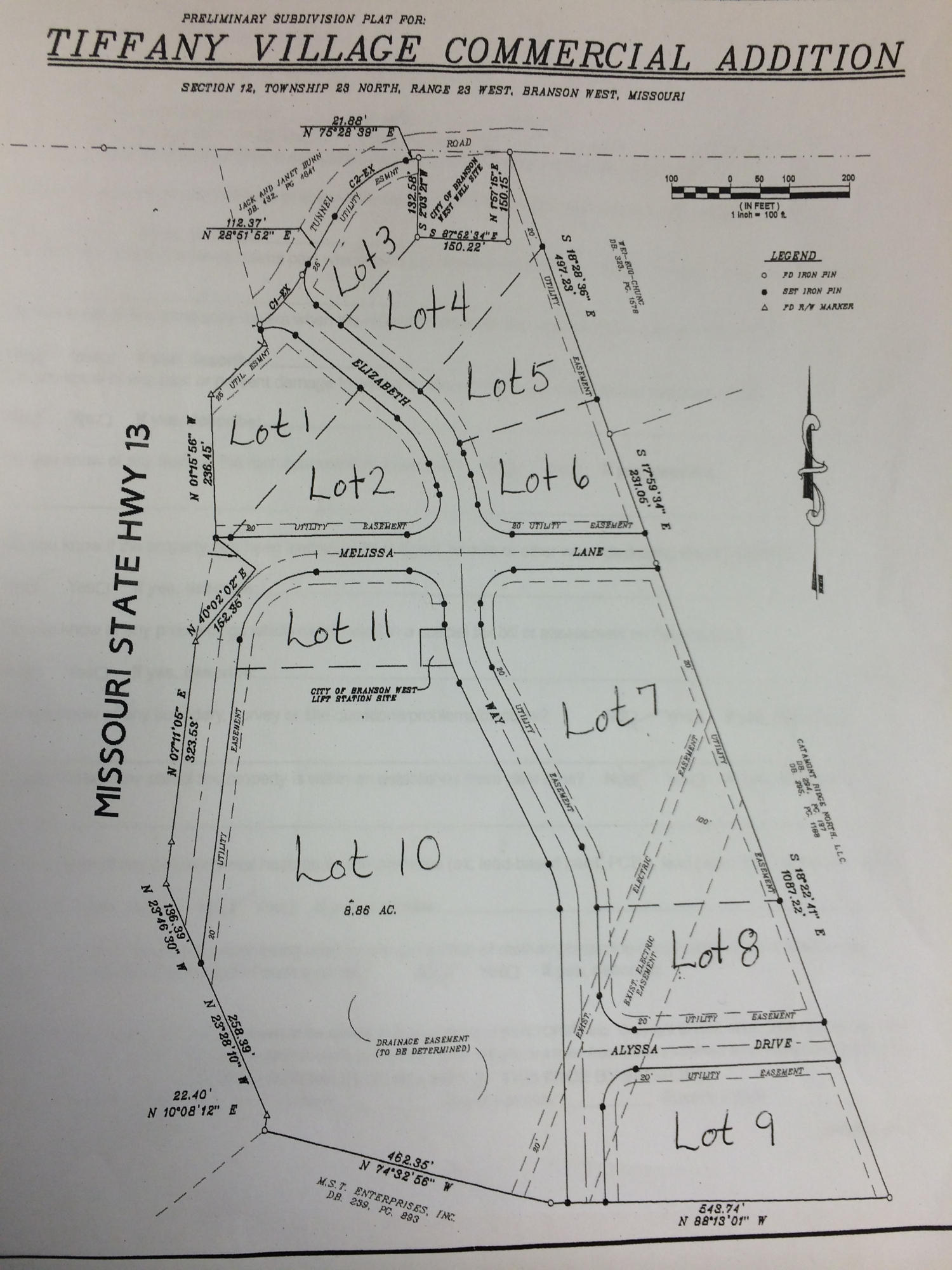 Lot #7 Tiffany Village Branson West, MO 65737