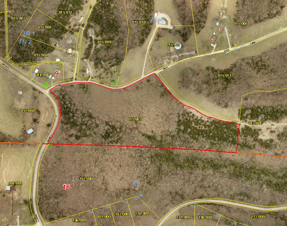 Tbd Mulberry Dr. Tract B Cape Fair, MO 65624