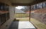 Covered Rear Porch