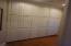 More storage in hallway by Master