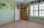 Home offers split bedroom floor plan with Master Suite off Living Room and remaining three bedrooms located just off the Kitchen/Eating area.
