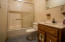 Full bath in detached building