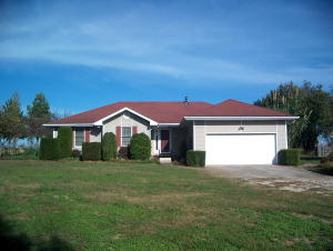 Front View of Home on 5 Acres (m/l) - additional 5 acres available for purchase