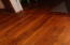 Hardwood through out majority of main floor