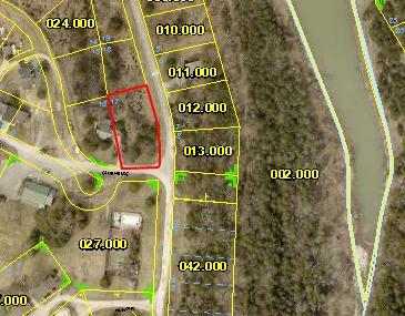 Lot 17 Dockhouse Lane Galena, MO 65656