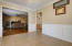 Formal Dining just off kitchen; open to Living & All Seasons Room