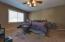 Large Master Suite; upper level