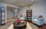 Basement living area