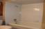 Hall Bath Tub and Show