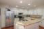 Gorgeous Kitchen with granite tops and large island