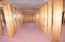 hallway to 3 bedrooms & 1 of the baths