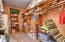Large Cedar Walk-in Closet