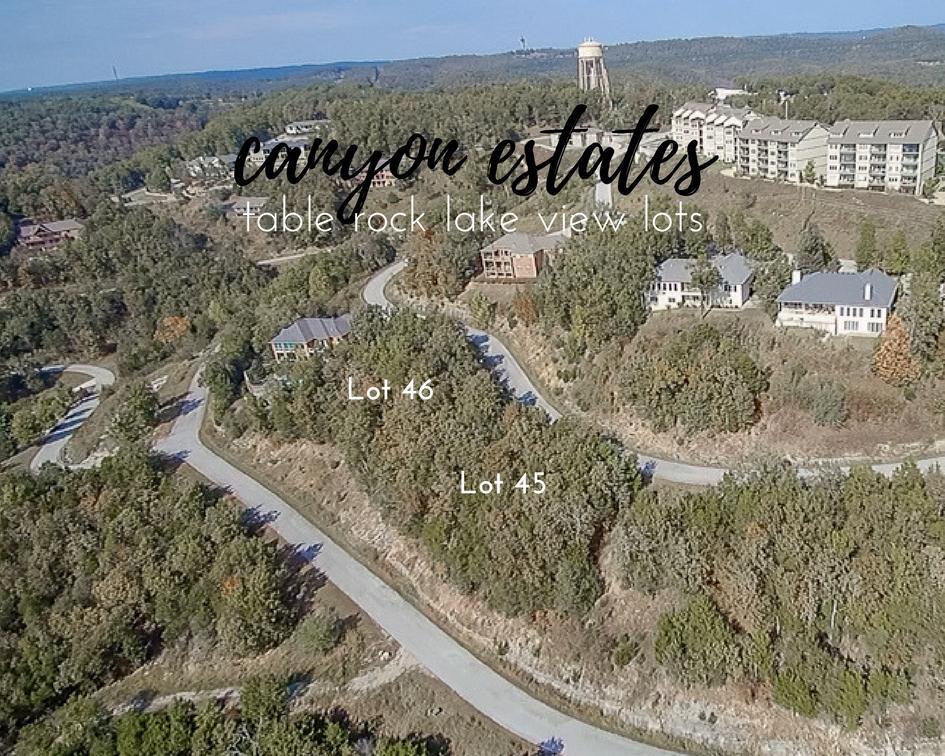 45 Canyon Parkway Branson, MO 65616
