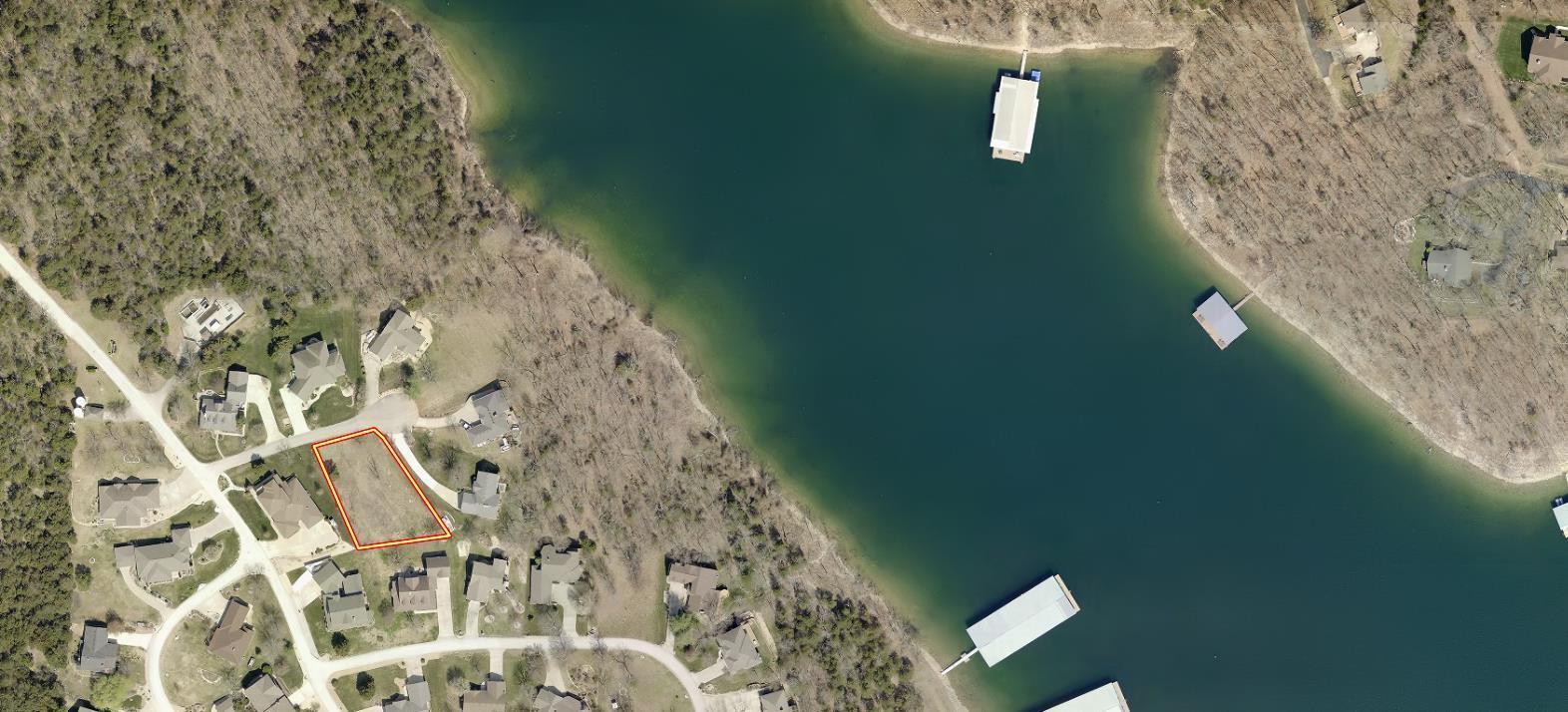 Lot 50 Hidden Shores Branson West, MO 65737