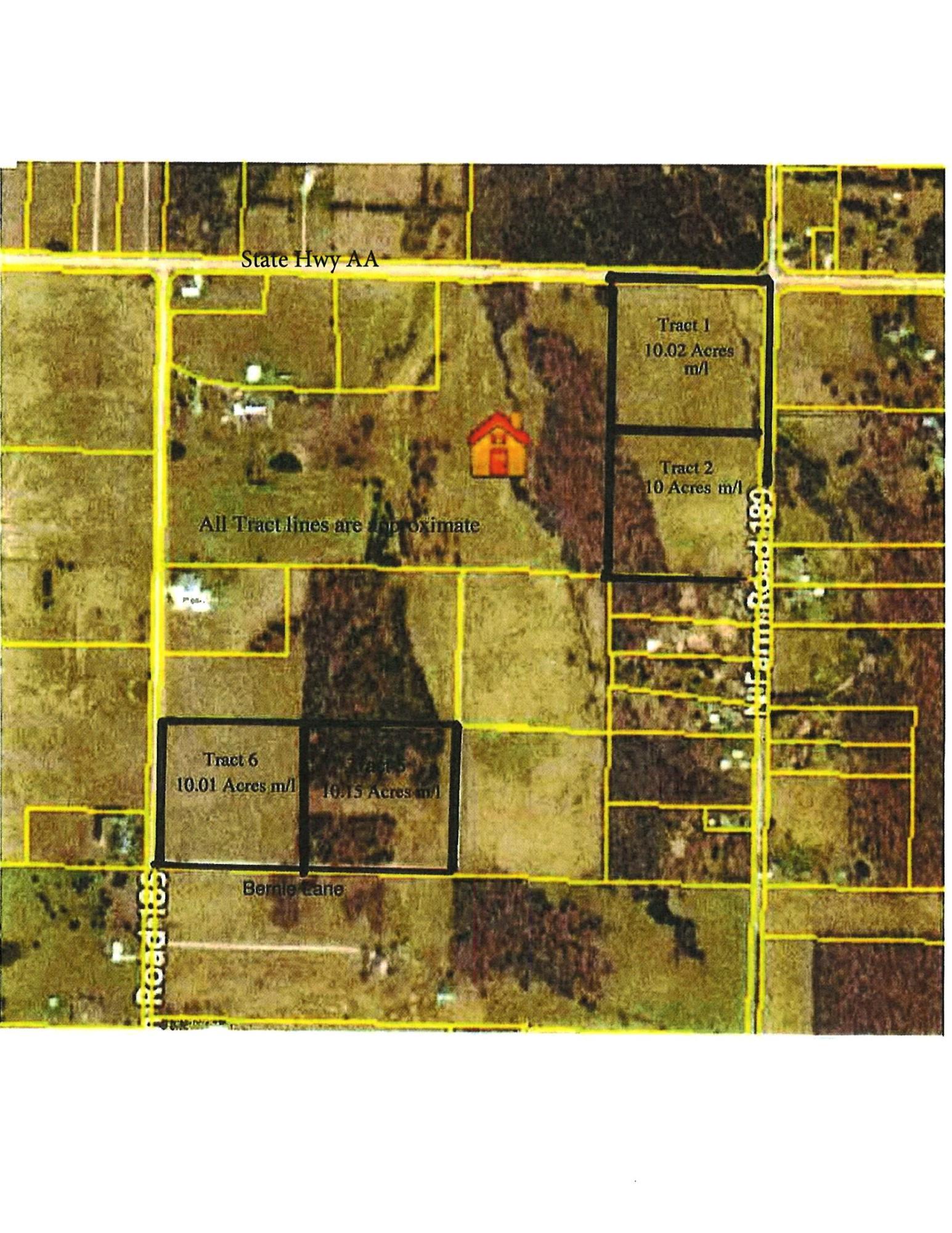 T 6 North Farm Road 185 Springfield, MO 65803