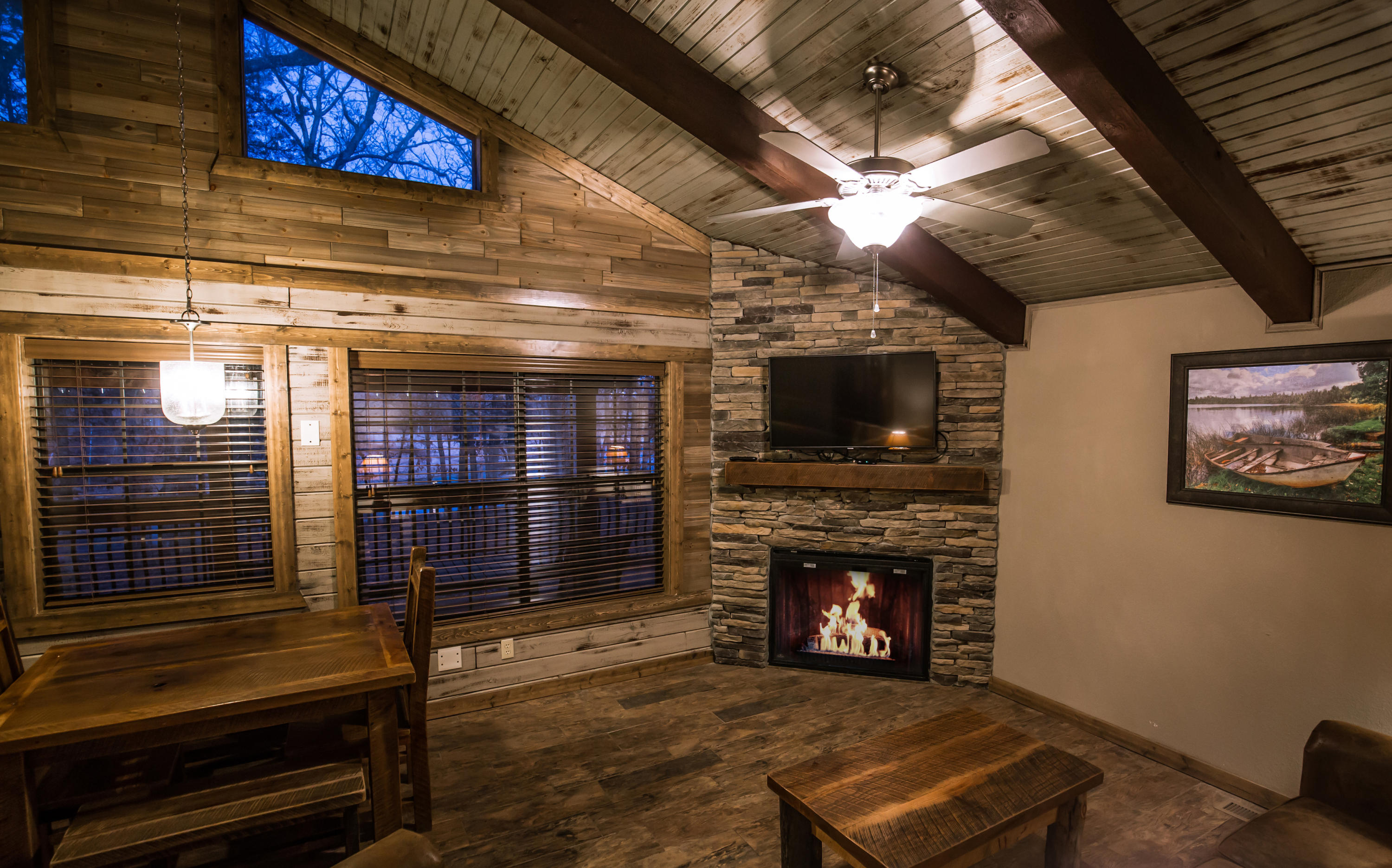 26 Cave Lane #Cabin 24 Indian Point, MO 65616