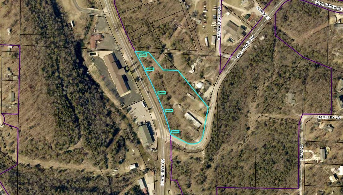 Tbd Fall Creek Road Branson, MO 65616