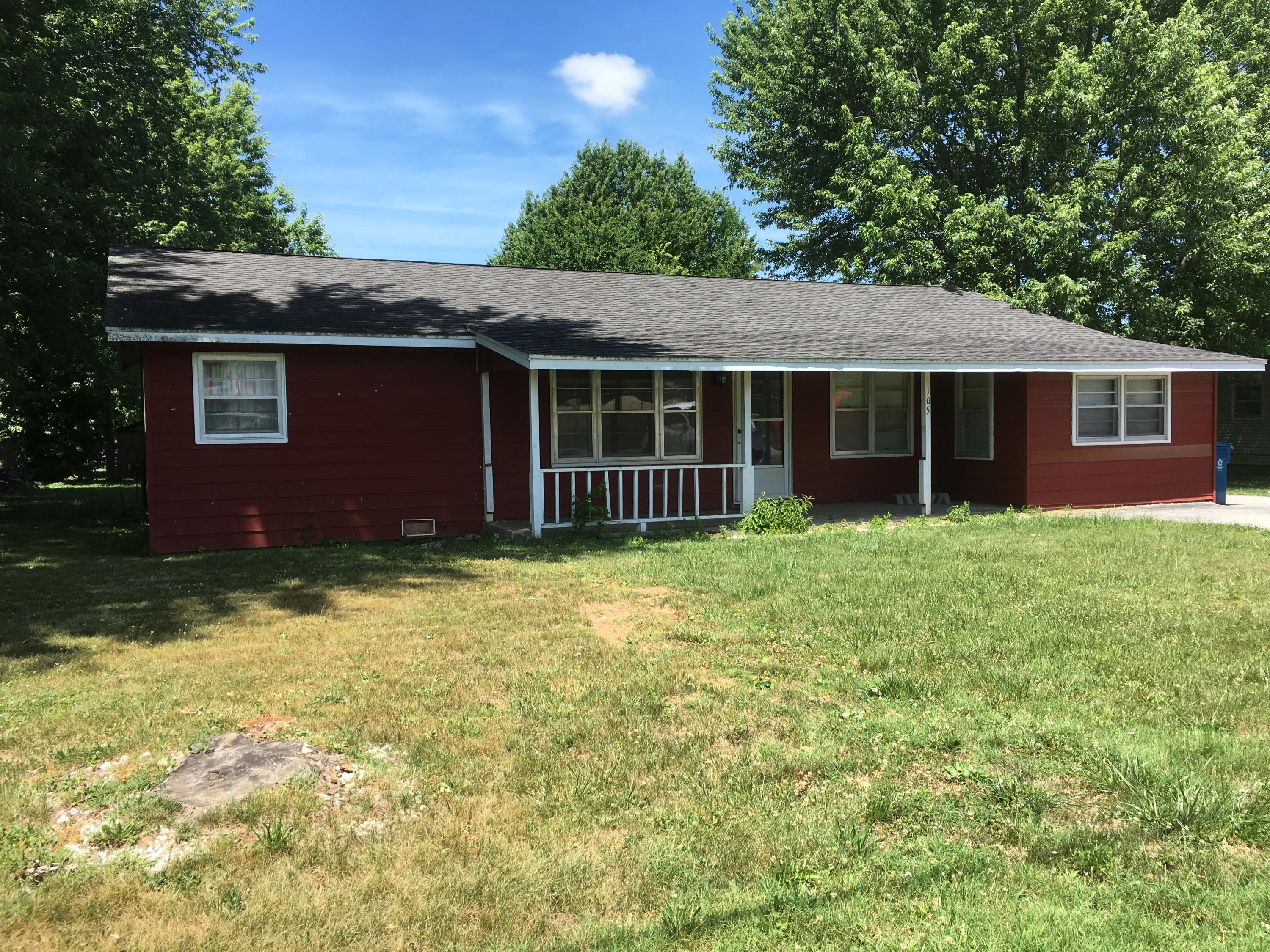 105 South Youngblood Avenue Marionville, MO 65705