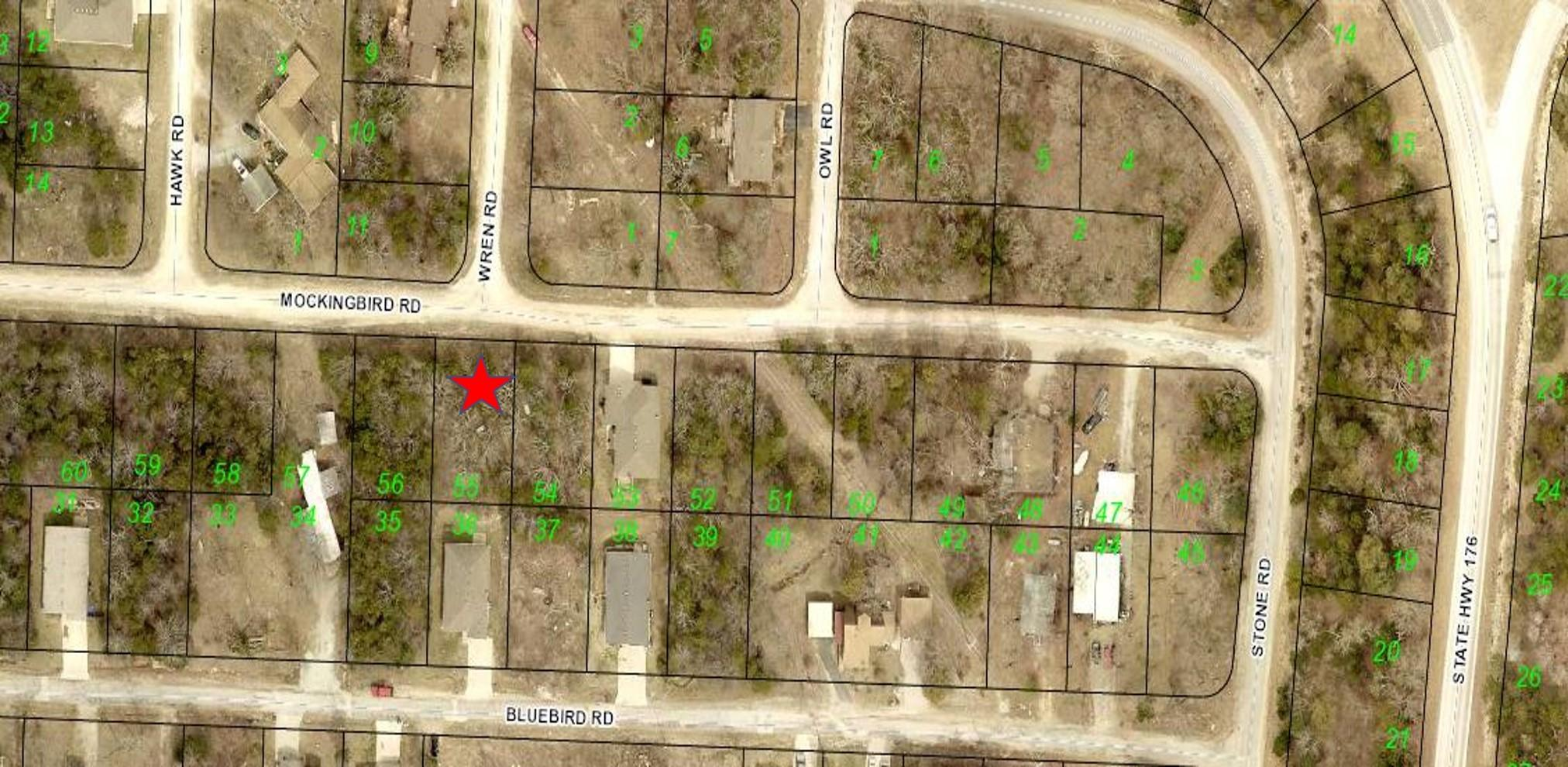 Tbd Lot 55 Mockingbird Road Merriam Woods, MO 65740