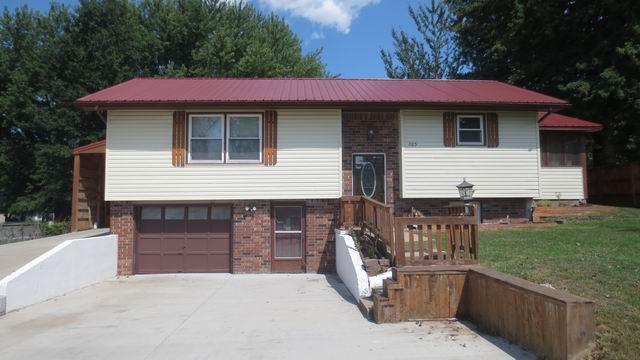 1105 South First Street El Dorado Springs, MO 64744