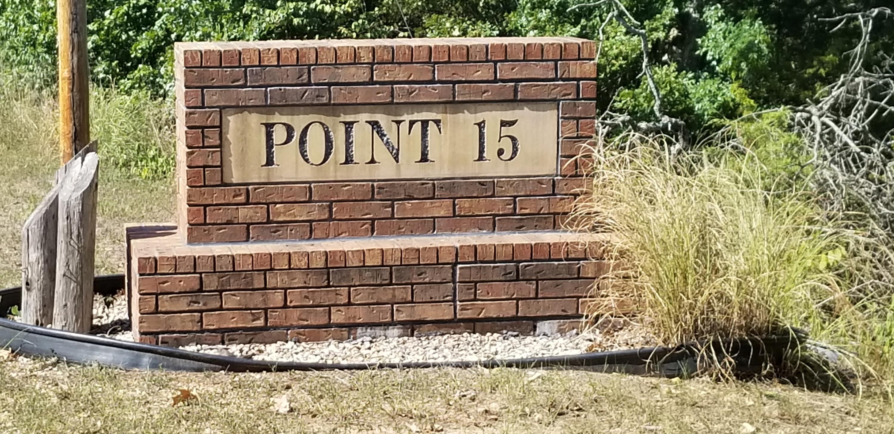 Tbd Point 15 Dr. Cape Fair, MO 65624