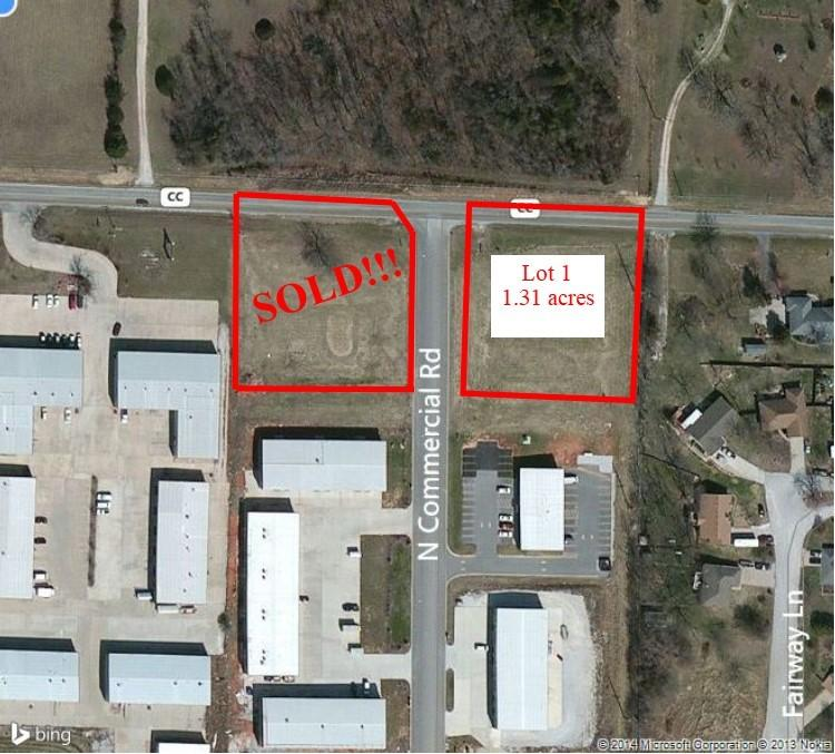 Lot 1 North Commercial Road Nixa, MO 65714
