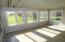 Sun room off of extra living space