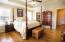 Master suite - split floor plan