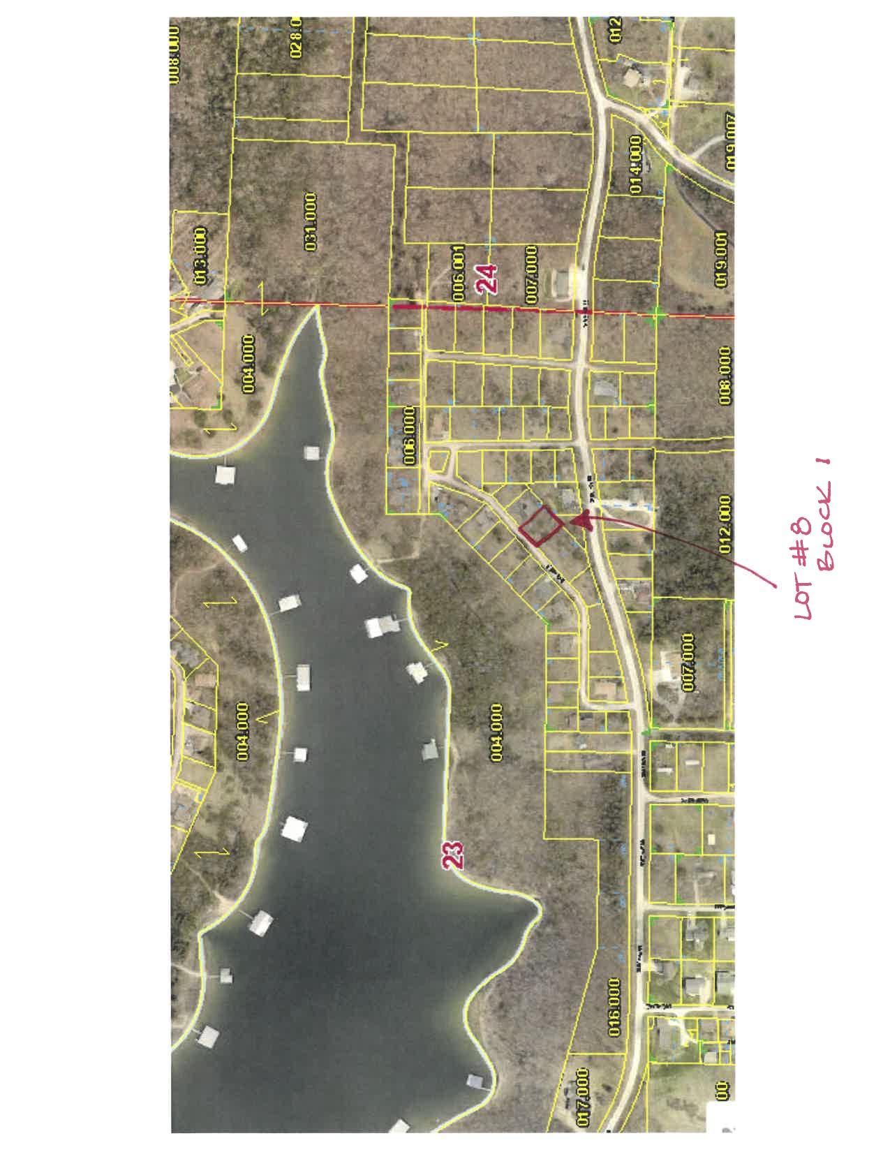 Lot #8 Blue Water Village Lane Reeds Spring, MO 65737
