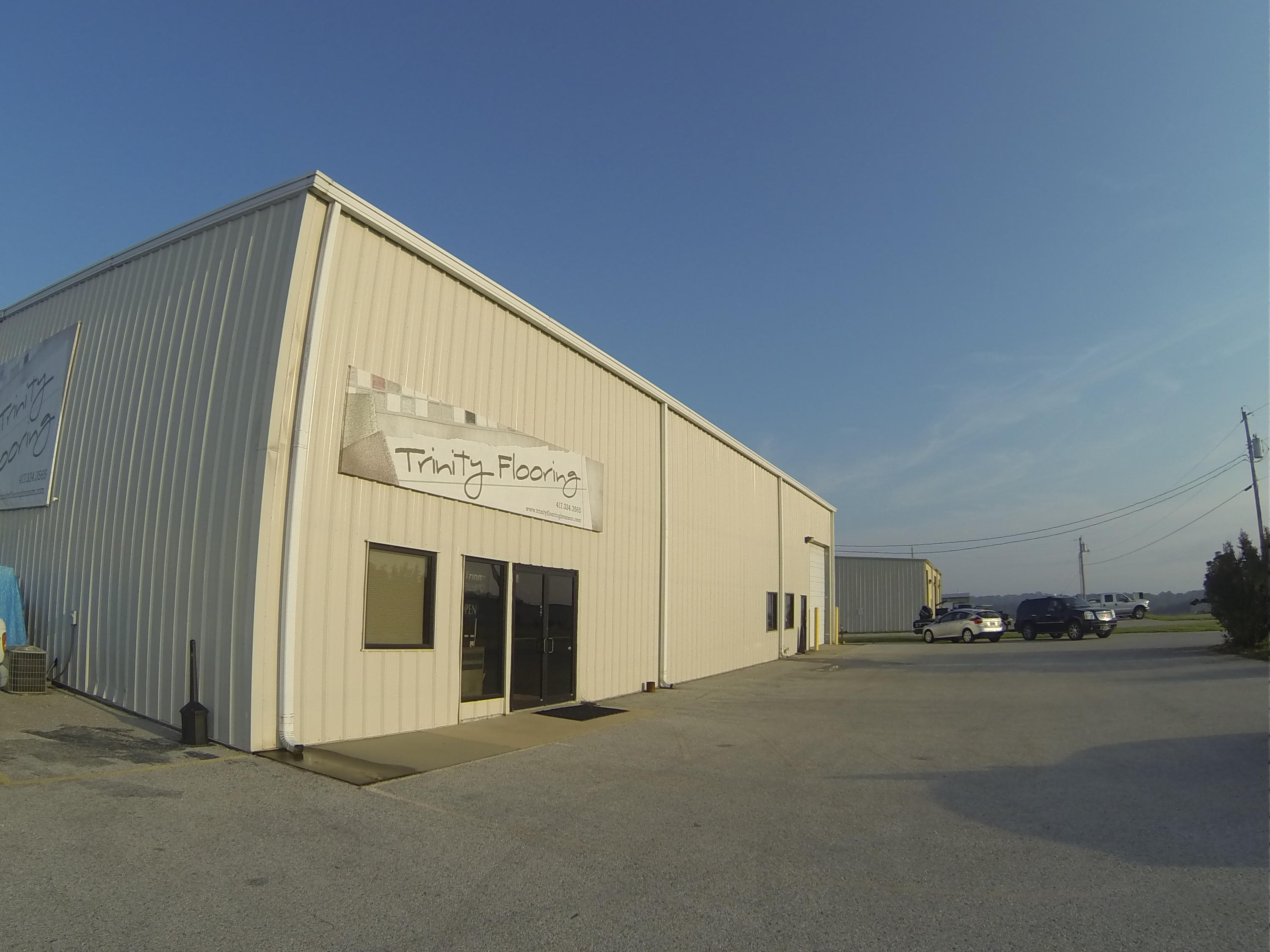 125 Suite B Warehouse Dr. Branson, MO 65616