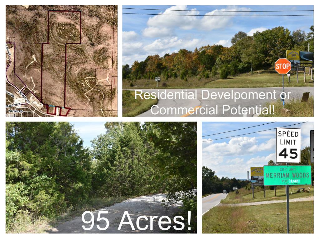 Tbd 95 Acres Us Hwy 160 Merriam Woods, MO 65740
