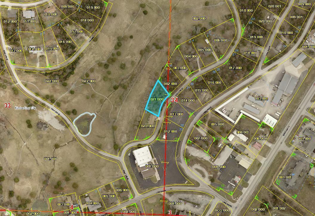 Lot 8 Golf Crest Circle Kimberling City, MO 65686