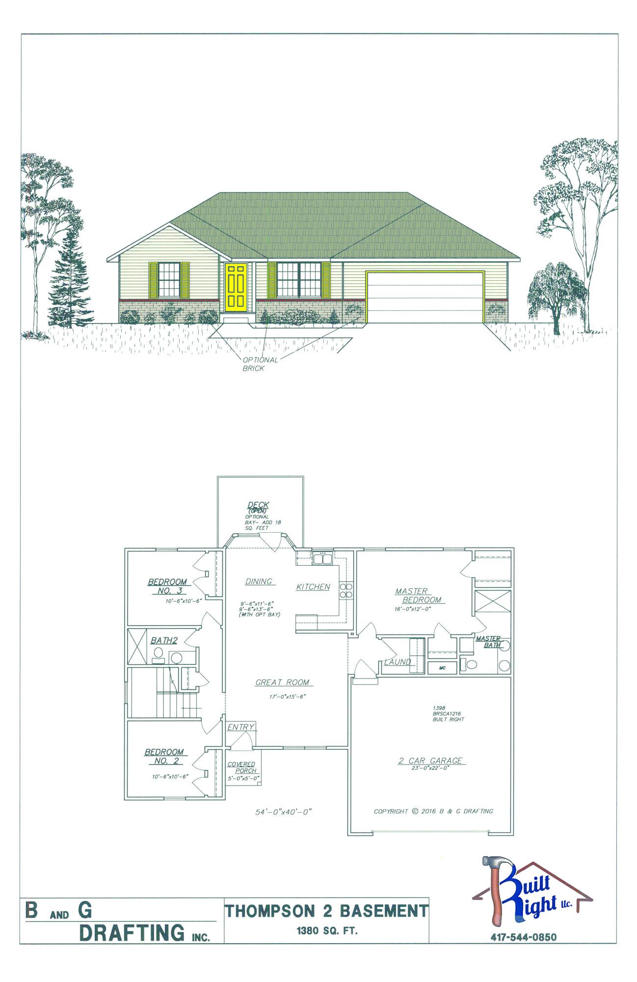 Lot 1 Timber Wolf Estates Hollister, MO 65672