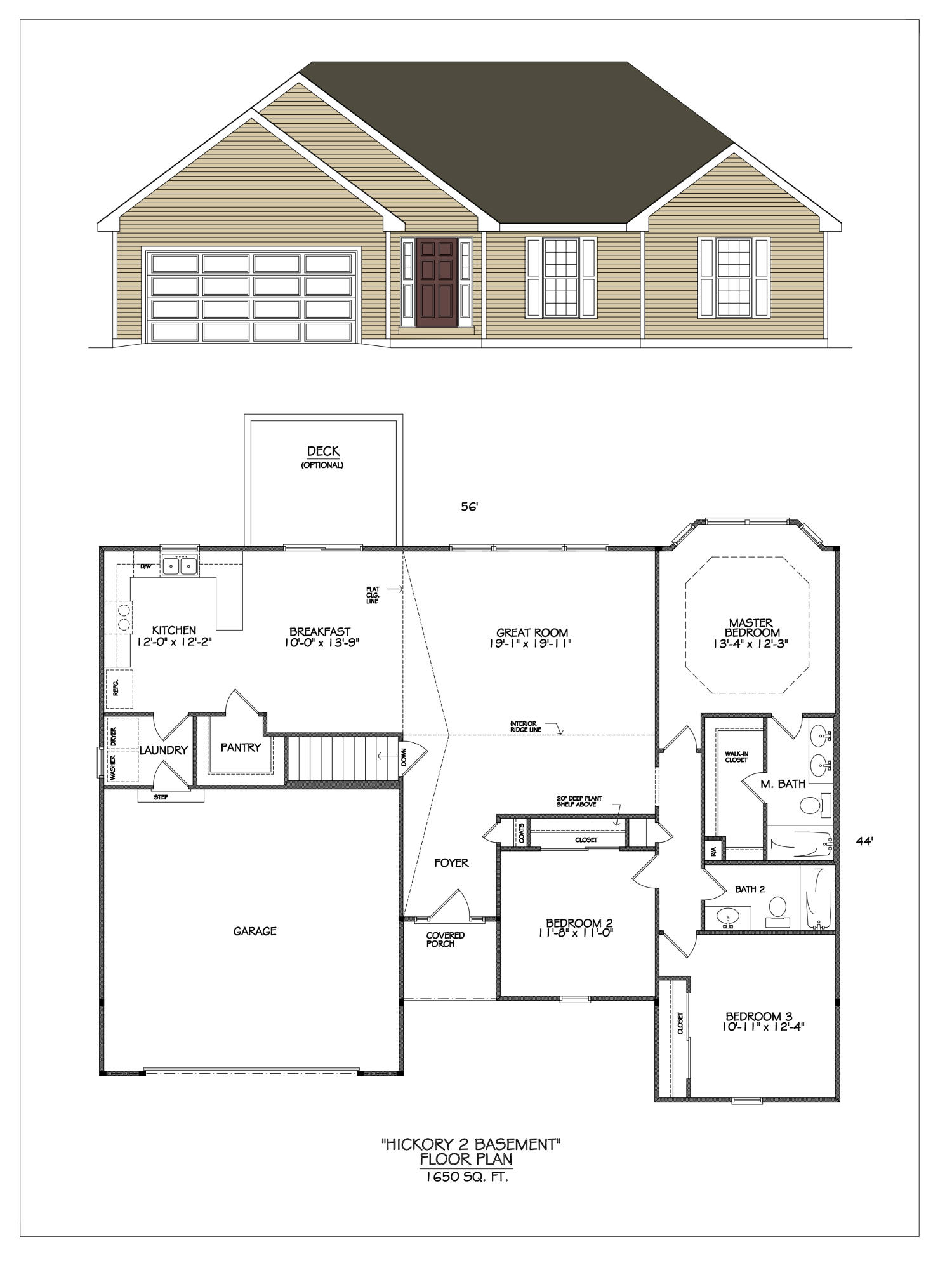 456 Timber Wolf Road Hollister, MO 65672
