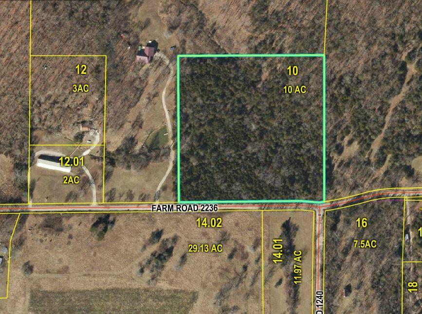 Tbd Farm Road 2236 Shell Knob, MO 65747