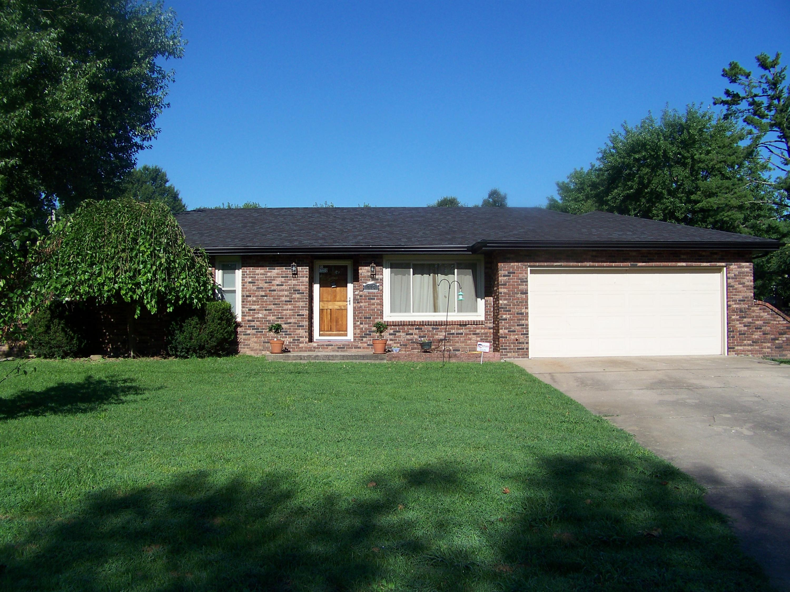 515 South Missouri Street Marionville, MO 65705