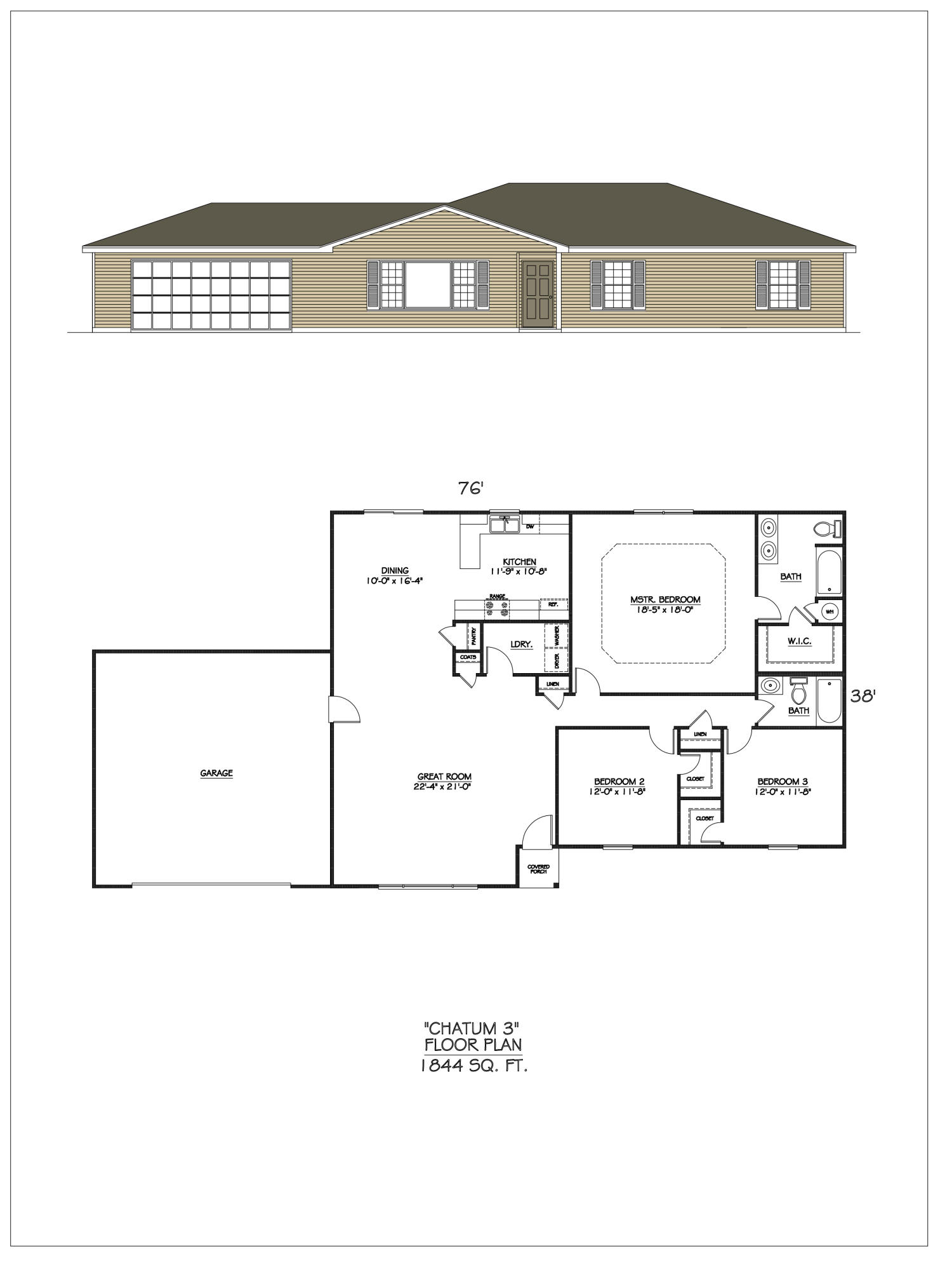280 Timber Wolf Road Hollister, MO 65672