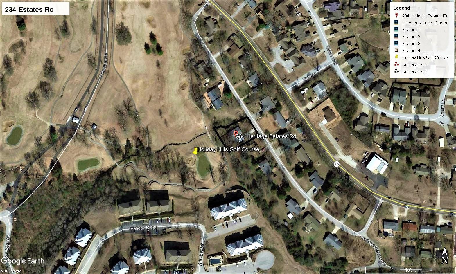 234 Heritage Estates Road Branson, MO 65616