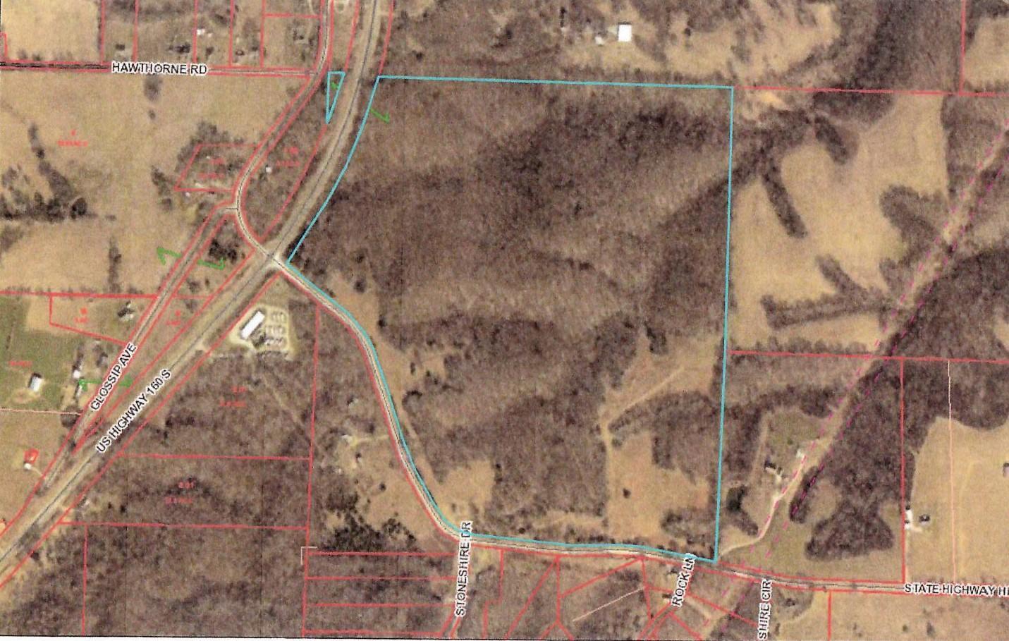 Tbd Highway 160 & Hh Highlandville, MO 65669