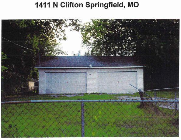 1411 North Clifton Avenue Springfield, MO 65802