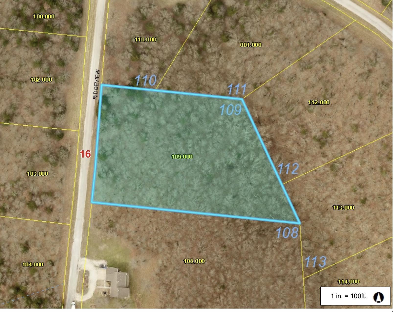 Lot 109 Ridgeview Point Cape Fair, MO 65624