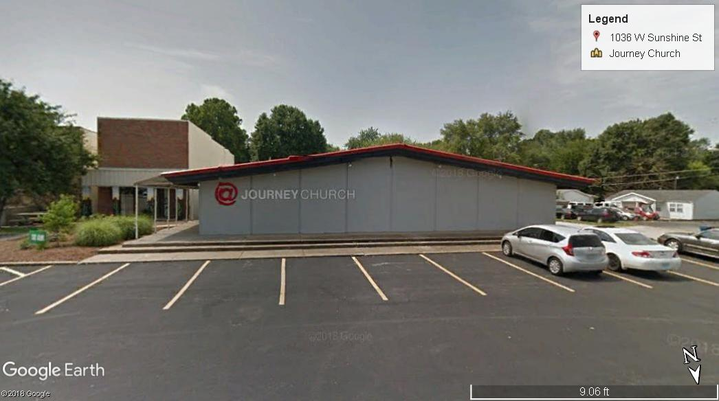 1036 West Sunshine Street Springfield, MO 65807
