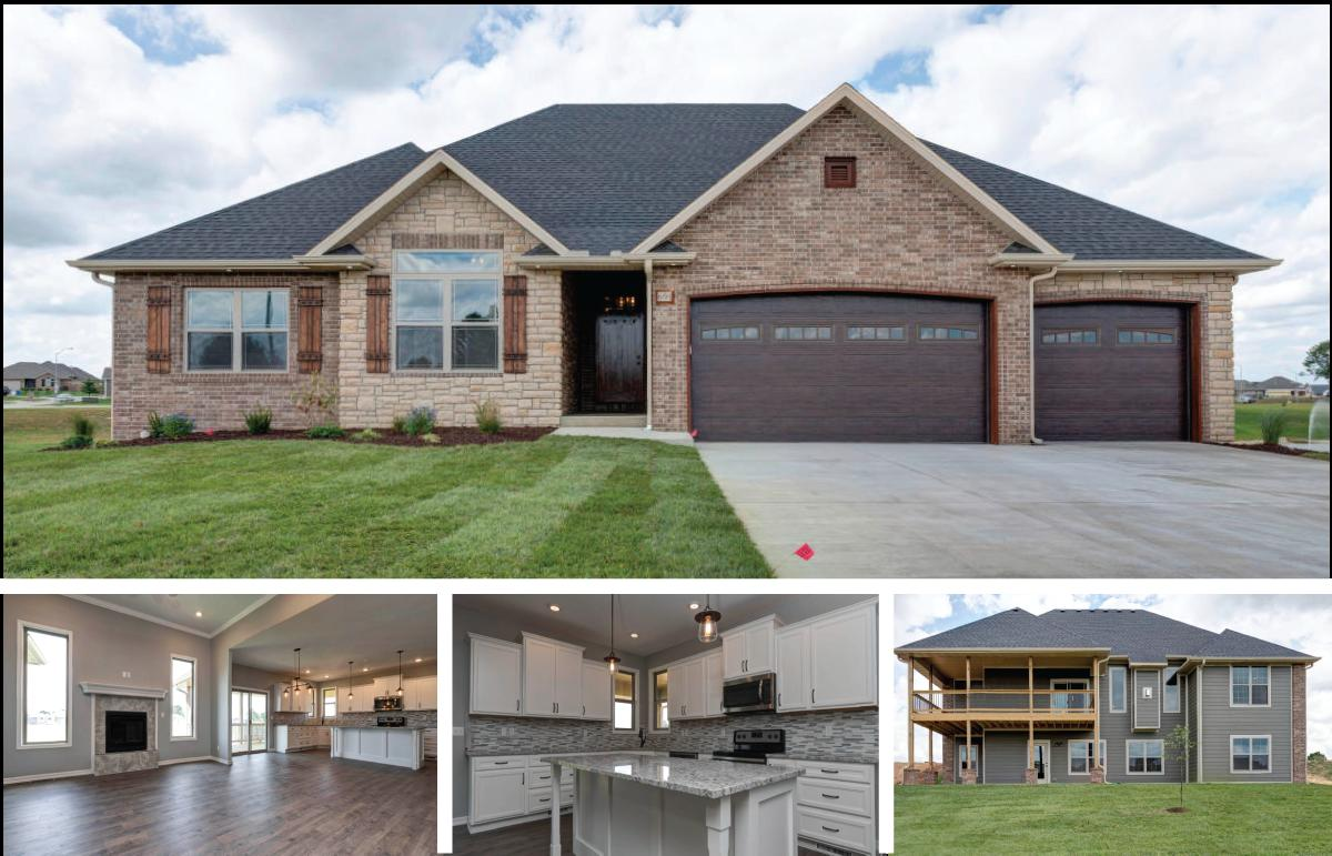 691 North Foxhill Circle Nixa, MO 65714