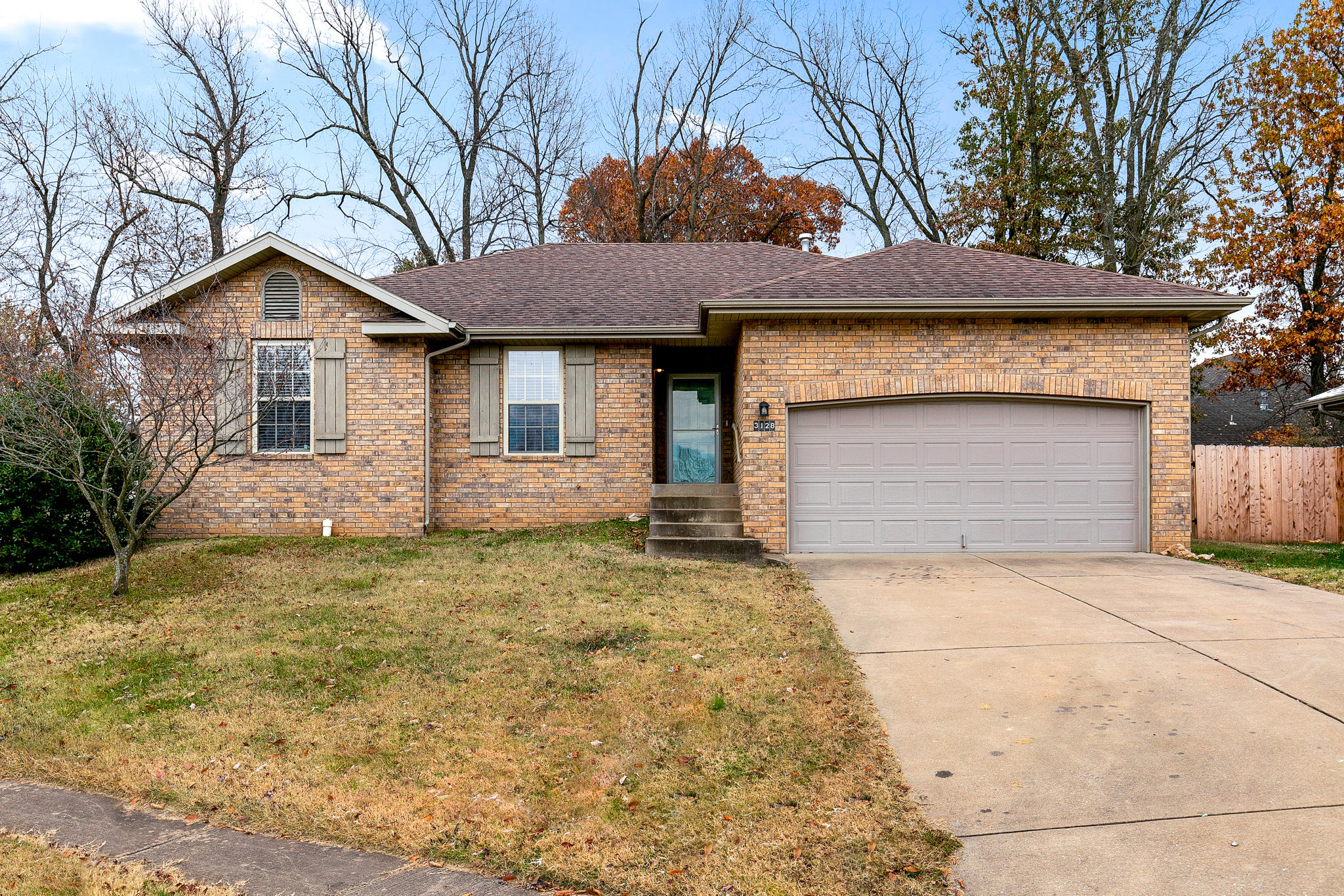 3128 South Overhill Avenue Springfield, MO 65807