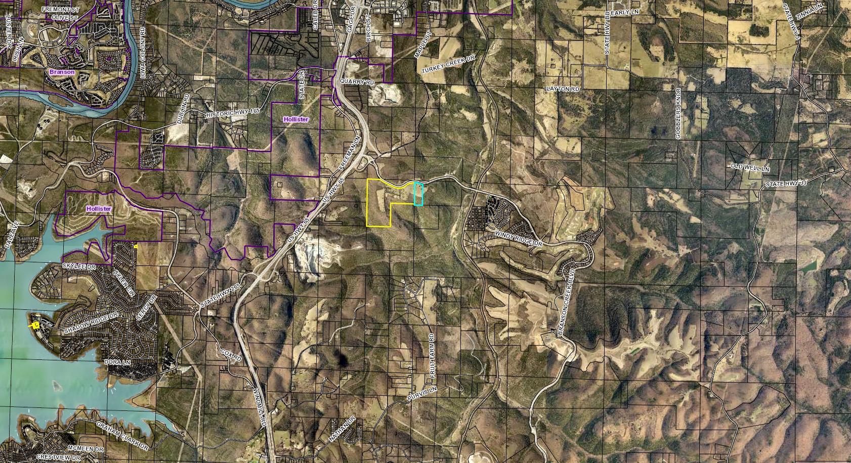 Tbd Branson Creek Boulevard Hollister, MO 65672